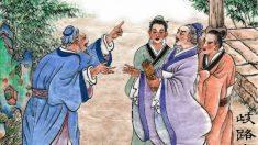 Lecciones aprendidas de dos altos funcionarios de la dinastía Tang