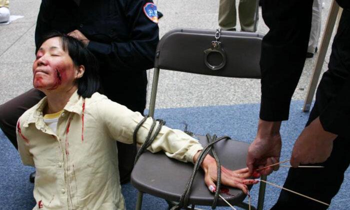 Violaciones masivas y abusos sexuales: Herramienta genocida de China comunista para eliminar la fe