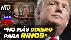 NTD Noticias: Pelosi: Se aprobará paquete de ayuda en el Senado; Biden otorgó residencia para venezolanos