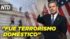 NTD Noticias: Director del FBI testifica; Biden se reunirá con demócratas del Senado por proyecto de ley de ayuda
