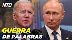 Diplomáticos estadounidenses y chinos se reunen por primera vez; Putin desafía a Biden | NTD