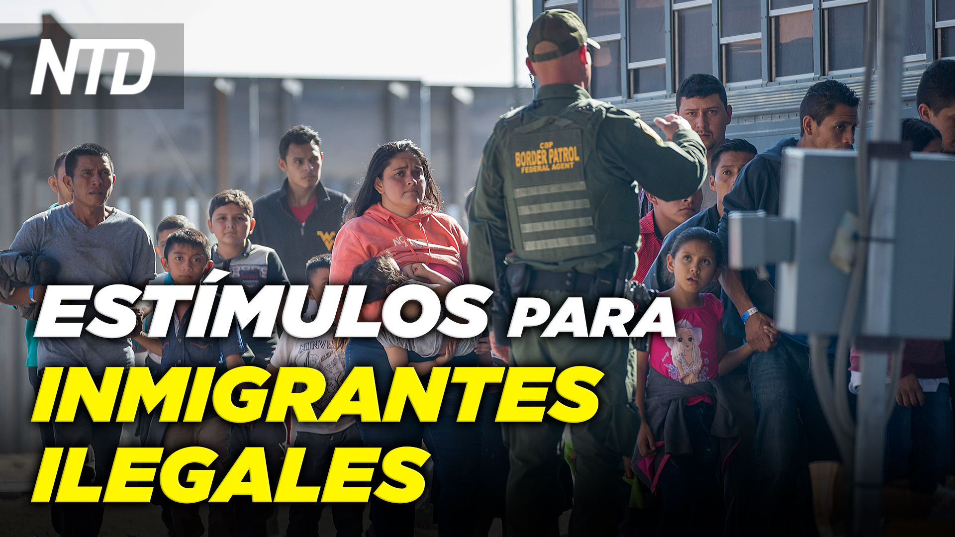 NTD Noticias: Más de $ 4000 millones de estímulo se destinarán a inmigrantes, Cubanos envían mensaje a Biden