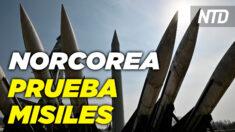 NTD Noticias: Norcorea continua amenazas con pruebas de misiles; Traficantes traen más niños a la frontera