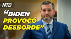 NTD Noticias: Cruz: Políticas de Biden provocaron desborde en la frontera; CEOS de Big Tech testifican