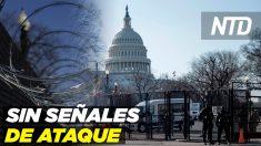 NTD Noticias: Refuerzan seguridad del Capitolio por presunto ataque; Pompeo podría postularse para 2024