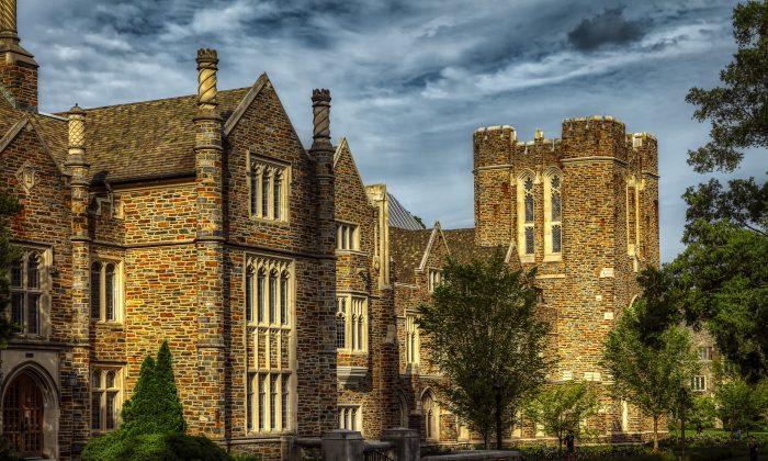 Universidad de Duke. (The Epoch Times)