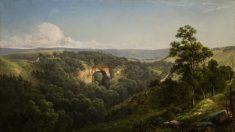 'Virginia Arcadia' en el Museo de Bellas Artes de Virginia