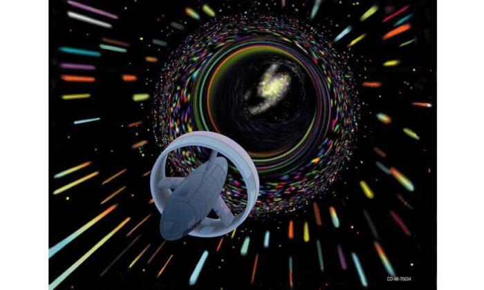 La velocidad warp podría ser posible con una tremenda cantidad de energía
