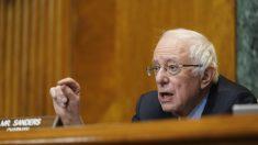Sanders planea impugnar al parlamentario y presionar el voto para el salario mínimo de 15 dólares