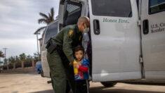 Cárteles mexicanos usan a niños como señuelos para contrabandear criminales a EE. UU.: Sheriff de Texas