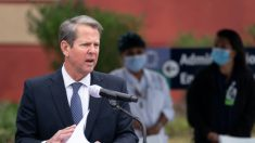 Gobernador de Georgia rechaza descripción de Biden sobre la ley de reforma electoral estatal
