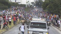 Suben a 45 los muertos en la estampida del velatorio por el presidente Magufuli en Tanzania