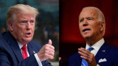 Trump revela lo que le escribió a Biden en la nota de la Casa Blanca