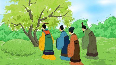 ¿Qué tipo de personas sobrevivieron a las plagas? Los antiguos chinos sabían cómo escapar de peligro