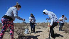 Grupo de civiles busca el cuerpo de soldado estadounidense en norte de México
