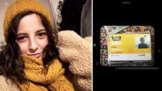 Mujer británica que perdió su cartera recibe mensaje de joven de Turquía que la encontró un año después