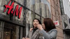 Medios chinos difuminan logos de marcas occidentales que rechazan el trabajo forzado en Xinjiang
