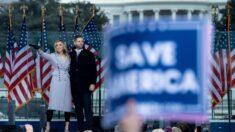 """Lara Trump sigue considerando """"absolutamente"""" la candidatura al Senado en Carolina del Norte"""