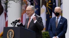 Schumer: Cambiar o eliminar el obstruccionismo son opciones si republicanos siguen votando en contra