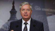 """Lindsey Graham: Los republicanos no pueden """"avanzar sin el presidente Trump"""""""