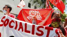 Marxistas de la DSA toman el control del Partido Demócrata de Nevada