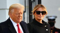 Trump y la exprimera dama fueron vacunados contra el COVID-19 en la Casa Blanca en enero