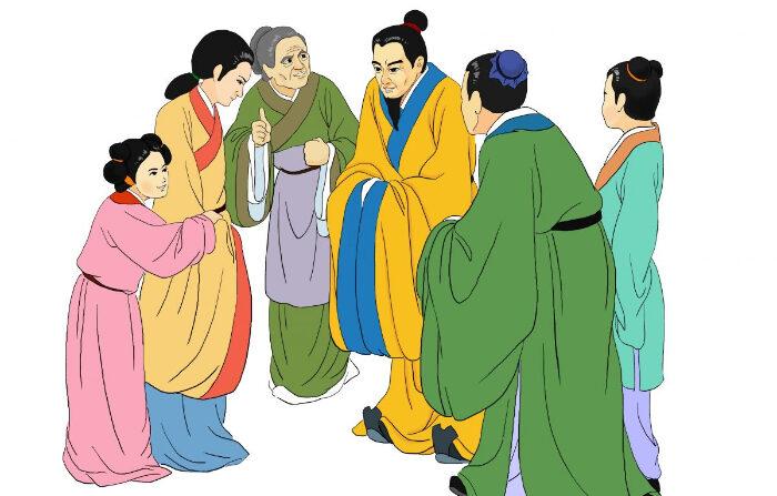 """Las personas que recibieron amabilidad honran a su benefactor. """"Tener ciudadanos virtuosos que sean amables con sus vecinos, es un tesoro precioso para un país"""", dice un antiguo dicho chino. (Zhiching Chen/La Gran Época)"""