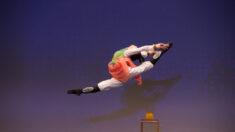 Bailarina principal Elsie Shi comunica la verdad a través del arte