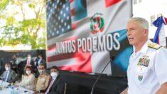 EE.UU. dona tres hospitales móviles a República Dominicana por la pandemia