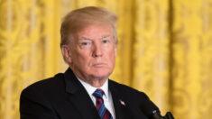 Retrato de Trump se instalará en la Galería Nacional de Retratos