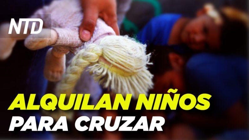 Demandan a Biden por políticas fronterizas; Agentes de CBP arrestan a violador convicto   NTD-Noticiero en español