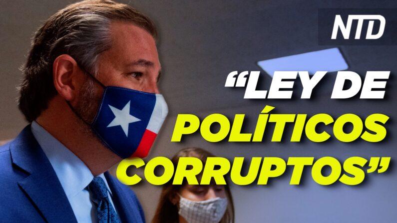 """NTD Noticias: Cruz denuncia """"Ley para el Pueblo""""; Vicepresidenta Harris habló con AMLO (NTD en Español/NTD Noticias)"""
