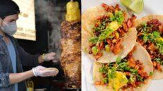 Causan sensación tacos mexicanos al pastor en las calles de Berlín: ¡Nadie se resiste a un buen taco!