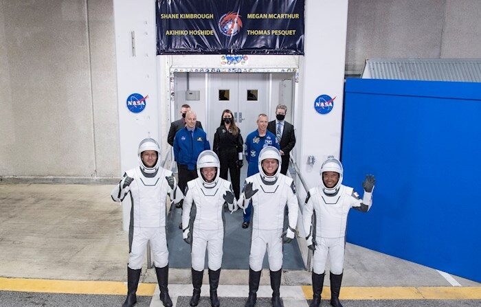 EFE/EPA/NASA/Aubrey Gemignani