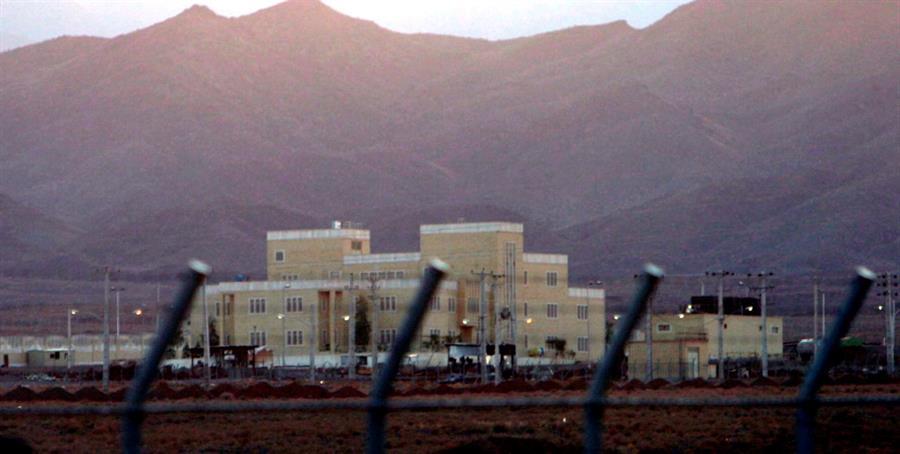 Irán identifica al sospechoso de la explosión en la planta nuclear de Natanz