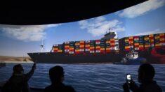 """Declaran apto para navegación al """"Ever Given"""", pero seguirá en canal de Suez"""