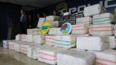 Histórica incautación de cocaína en Puerto Rico por USD 50 millones