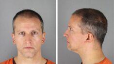 Chauvin es trasladado a un centro penitenciario de Minesota tras ser declarado culpable