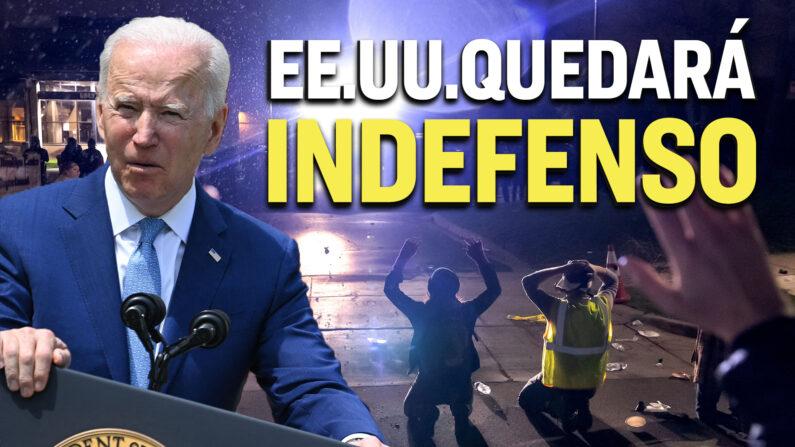 Biden toma 6 medidas para aumentar el control de armas; más de $15.000 para inmigrantes ilegales. (Al Descubierto/The Epoch Times en Español)