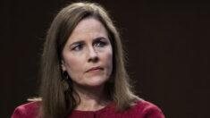 Demócratas exigen que la jueza Barrett no participe en un caso de donaciones de campaña