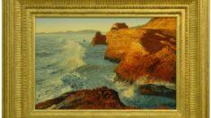 Pintor estadounidense capta gloriosamente las creaciones de Dios