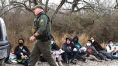 """Subjefe de Patrulla Fronteriza estima """"muchos más de 100,000"""" ilegales evadieron la captura este año"""