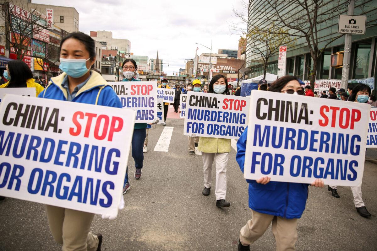 Médico de Texas se pronuncia contra la sustracción forzada de órganos en China