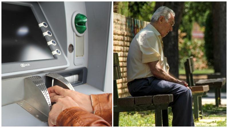 Joven albañil mueve las redes para devolver el dinero que un anciano olvidó en el cajero automático