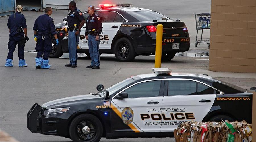 Detienen al sospechoso del tiroteo en Texas que dejó tres muertos