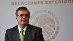 """Principal diplomático de México espera una oleada """"constante y creciente"""" de migrantes"""