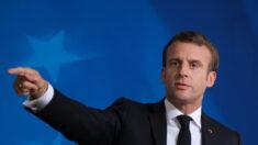 Macron pide al régimen chino garantías sobre uigures para ratificar el acuerdo con UE