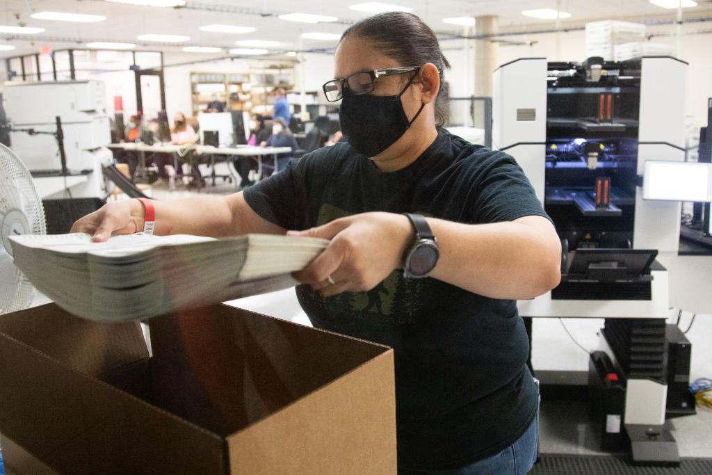 Senado de Arizona iniciará auditoría de 2.1 millones de boletas de elecciones presidenciales 2020