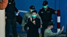 Nueva condena de cuatro meses de prisión para el activista hongkonés Joshua Wong