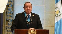 EE.UU. y otros 6 países exigen a Guatemala garantizar la lucha anticorrupción